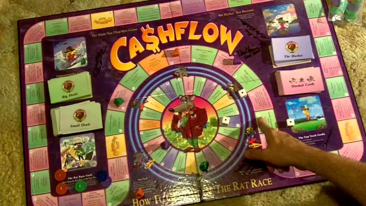 cashflow 101 game free download robert kiyosaki